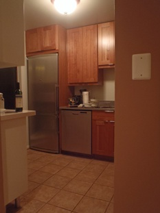 new kitchen left